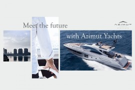 Azimut Gallery Grand Opening and Yachts Display
