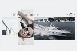 Azimut Yachts Sea Trial - Shanghai