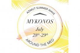 Azimut Summer Wave - Mykonos