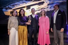 L'avanguardia di Grande 32 metri conquista i Boat International Design & Innovation Awards