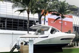 Azimut Yachts al Miami Open