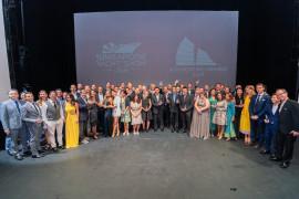 """Tripletta per Azimut Yachts: per il terzo anno consecutivo  si aggiudica il premio """"best brand presence in Asia""""  agli Asia Boating Award 2019"""