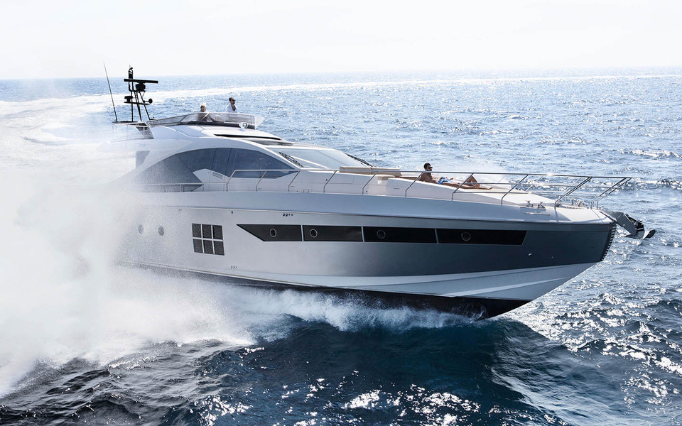 Advanced yachting experience